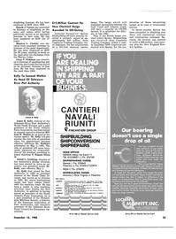 Maritime Reporter Magazine, page 17,  Dec 15, 1980