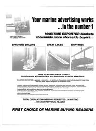Maritime Reporter Magazine, page 44,  Dec 15, 1980 PORT AUTHORITIES Directors