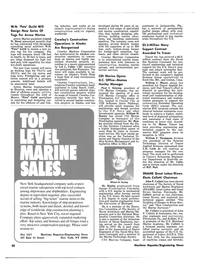 Maritime Reporter Magazine, page 46,  Dec 15, 1980