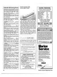 Maritime Reporter Magazine, page 48,  Dec 15, 1980 U.S. Gulf Coast