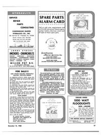 Maritime Reporter Magazine, page 53,  Dec 15, 1980 Maryland