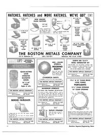 Maritime Reporter Magazine, page 58,  Dec 15, 1980 Rights & Lefts THE BOSTON METALS COMPANY
