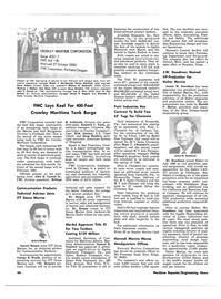 Maritime Reporter Magazine, page 62,  Dec 15, 1980