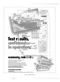 Maritime Reporter Magazine, page 3rd Cover,  Dec 15, 1980 France