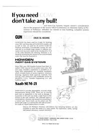Maritime Reporter Magazine, page 4th Cover,  Dec 15, 1980 SAAB SUM-21