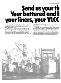 Maritime Reporter Magazine, page 6,  Dec 15, 1980 West Coast port