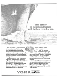 Maritime Reporter Magazine, page 10,  Jan 1981 York Marine Department