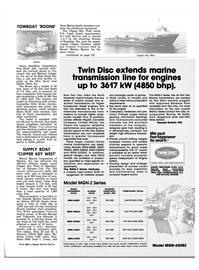 Maritime Reporter Magazine, page 13,  Jan 1981