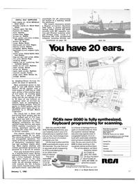 Maritime Reporter Magazine, page 15,  Jan 1981