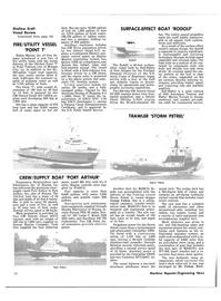 Maritime Reporter Magazine, page 18,  Jan 1981
