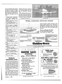 Maritime Reporter Magazine, page 19,  Jan 1981