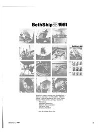 Maritime Reporter Magazine, page 21,  Jan 1981
