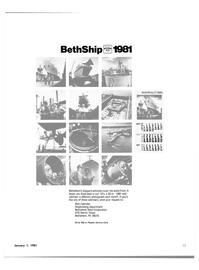 Maritime Reporter Magazine, page 23,  Jan 1981