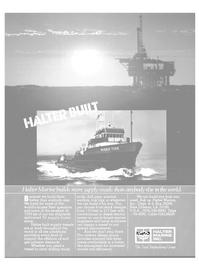 Maritime Reporter Magazine, page 27,  Jan 1981