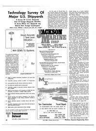 Maritime Reporter Magazine, page 34,  Jan 1981