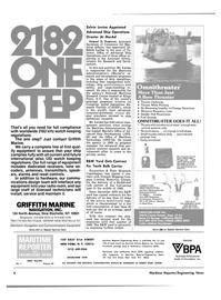 Maritime Reporter Magazine, page 2,  Jan 1981