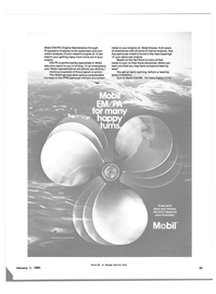 Maritime Reporter Magazine, page 39,  Jan 1981