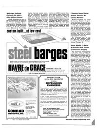Maritime Reporter Magazine, page 42,  Jan 1981