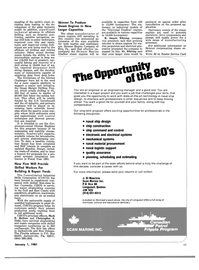 Maritime Reporter Magazine, page 49,  Jan 1981 Christopher S. Gallo