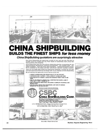 Maritime Reporter Magazine, page 62,  Jan 1981