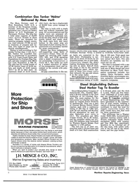 Maritime Reporter Magazine, page 6,  Jan 1981 James W. Coppedge