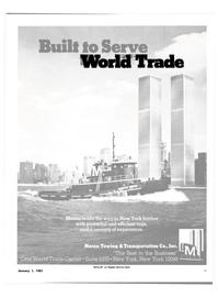 Maritime Reporter Magazine, page 7,  Jan 1981