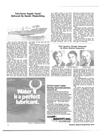Maritime Reporter Magazine, page 10,  Jan 15, 1981 Maryland