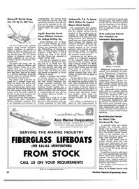 Maritime Reporter Magazine, page 30,  Jan 15, 1981 George P. Steele