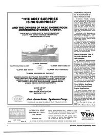 Maritime Reporter Magazine, page 2,  Jan 15, 1981 ROBERT WARE