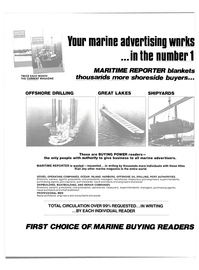 Maritime Reporter Magazine, page 38,  Jan 15, 1981 PORT AUTHORITIES Directors