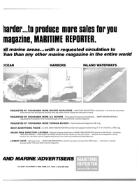 Maritime Reporter Magazine, page 39,  Jan 15, 1981 United States