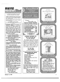 Maritime Reporter Magazine, page 47,  Jan 15, 1981 Texas