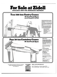 Maritime Reporter Magazine, page 50,  Jan 15, 1981 A.D. Canulette , Jr.