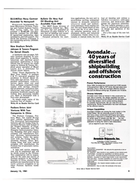 Maritime Reporter Magazine, page 7,  Jan 15, 1981 North Carolina