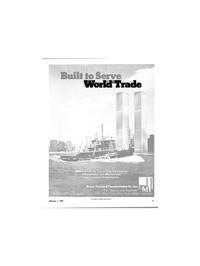 Maritime Reporter Magazine, page 9,  Feb 1981