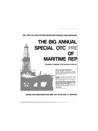 Maritime Reporter Magazine, page 28,  Feb 1981