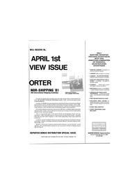 Maritime Reporter Magazine, page 29,  Feb 1981