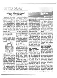 Maritime Reporter Magazine, page 8,  Feb 15, 1981 Michigan