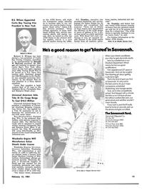 Maritime Reporter Magazine, page 11,  Feb 15, 1981