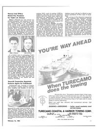 Maritime Reporter Magazine, page 15,  Feb 15, 1981 Sigurd Brovig Aasen