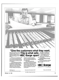 Maritime Reporter Magazine, page 17,  Feb 15, 1981