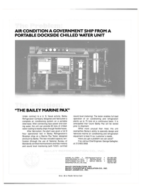 Maritime Reporter Magazine, page 2nd Cover,  Feb 15, 1981