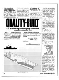 Maritime Reporter Magazine, page 18,  Feb 15, 1981