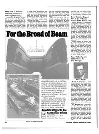 Maritime Reporter Magazine, page 22,  Feb 15, 1981 Robert McCarthy Joins