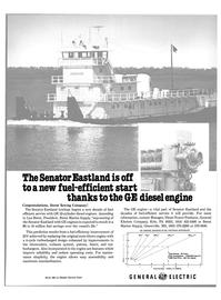 Maritime Reporter Magazine, page 23,  Feb 15, 1981 Lea Brent