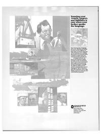 Maritime Reporter Magazine, page 24,  Feb 15, 1981