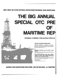 Maritime Reporter Magazine, page 30,  Feb 15, 1981 Port Authorities