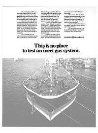 Maritime Reporter Magazine, page 33,  Feb 15, 1981