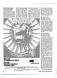 Maritime Reporter Magazine, page 34,  Feb 15, 1981 Michigan