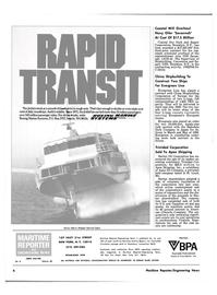 Maritime Reporter Magazine, page 2,  Feb 15, 1981 Connecticut